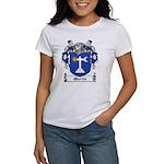 Martin Family Crest Women's T-Shirt