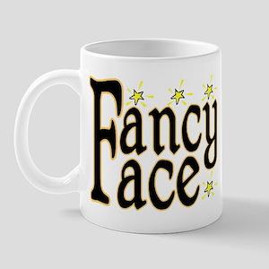 Fancy Face Mug