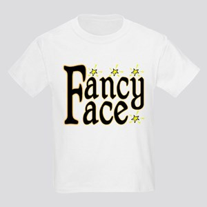 Fancy Face Kids Light T-Shirt