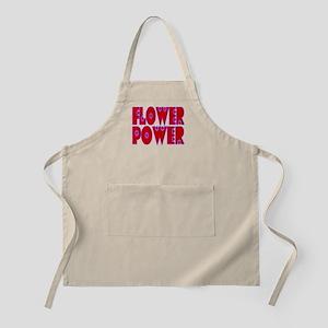 Flower Power BBQ Apron
