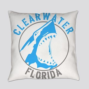 Summer clearwater- florida Everyday Pillow