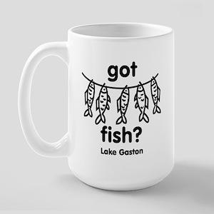 got fish? Large Mug