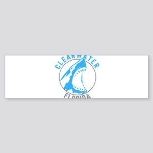 Summer clearwater- florida Bumper Sticker