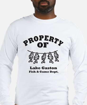 Property of Fish & Game Long Sleeve T-Shirt