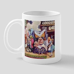 ALICE MEETS THE DUCHESS Mug