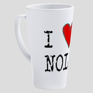 I Love NOLA 17 oz Latte Mug