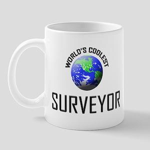 World's Coolest SURVEYOR Mug