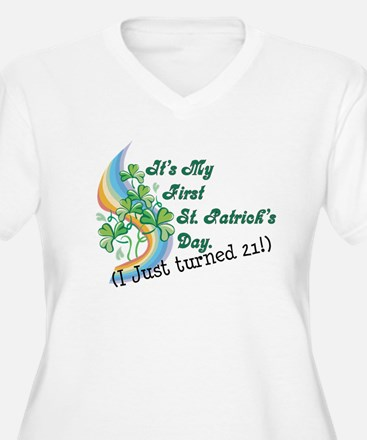 Just Turned 21! T-Shirt