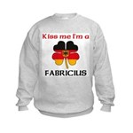 Fabricius Family Kids Sweatshirt