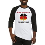 Fabricius Family Baseball Jersey