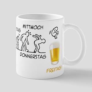 Beer-volution (DE) Mugs