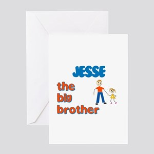 Jesse - The Big Brother Greeting Card