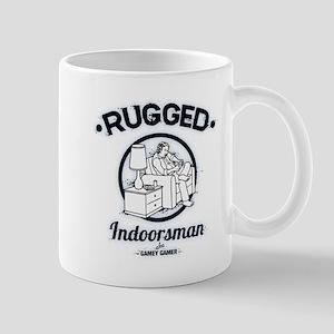 Rugged Indoorsman -218 11 oz Ceramic Mug