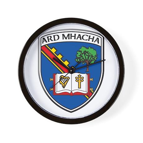 Armagh - Ard Mhacha Wall Clock