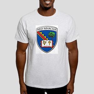 Armagh - Ard Mhacha Ash Grey T-Shirt