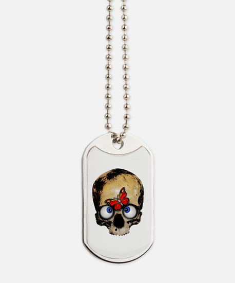 Red death Dog Tags