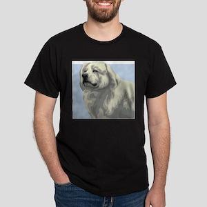 Maremma Sheepdog (Front only) Dark T-Shirt