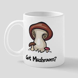 Got Mushroom Mug