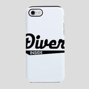 diver iPhone 8/7 Tough Case