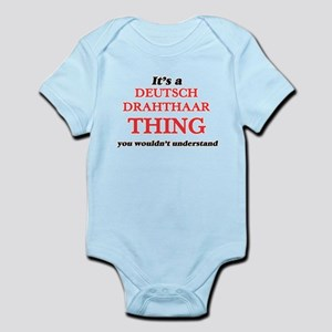 It's a Deutsch Drahthaar thing, you Body Suit