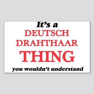 It's a Deutsch Drahthaar thing, you wo Sticker