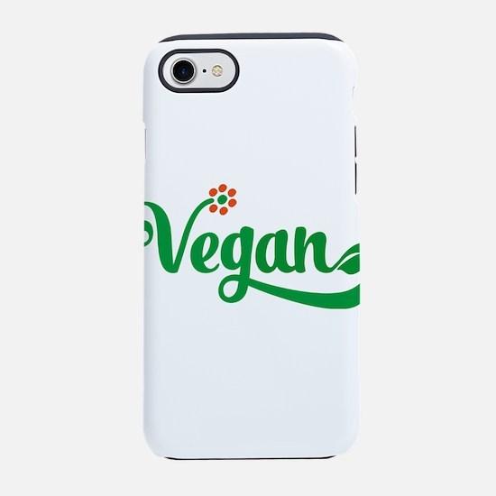 vegan iPhone 8/7 Tough Case