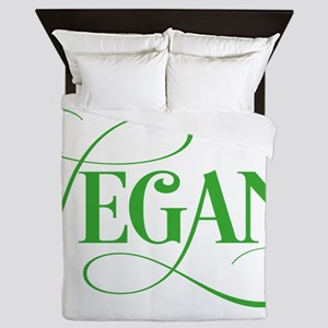 vegan Queen Duvet