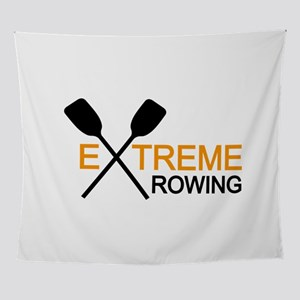 extreme rowing Wall Tapestry