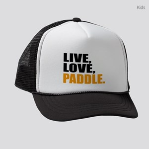 kayak Kids Trucker hat