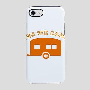 camping iPhone 8/7 Tough Case