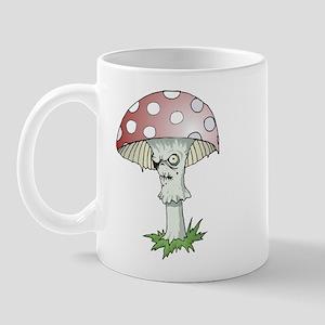 Gothic Mushroom Mug