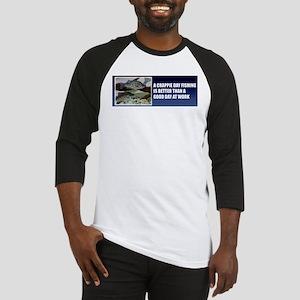 Crappie Fishing Baseball Jersey