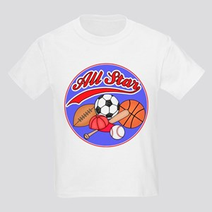 All Star Sports BG Kids Light T-Shirt
