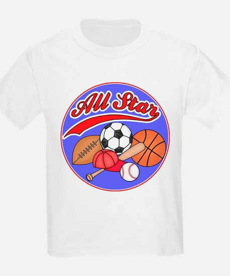All Star Sports BG T-Shirt