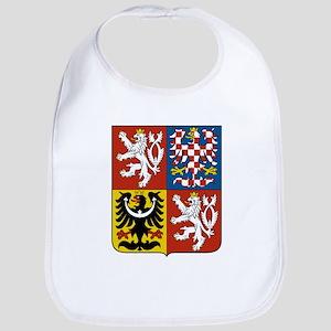 Czech Republic Flag - Státní zn Baby Bib
