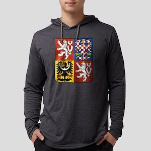 Czech Republic Flag - Stá Long Sleeve T-Shirt