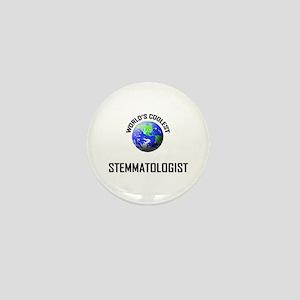 World's Coolest STEMMATOLOGIST Mini Button