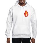 SECOND MARINE DIVISION Hooded Sweatshirt