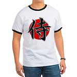 Japanese Samurai Symbol Ringer T