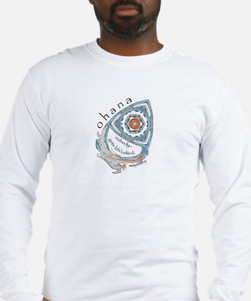 Ohana (Family) Long Sleeve T-Shirt
