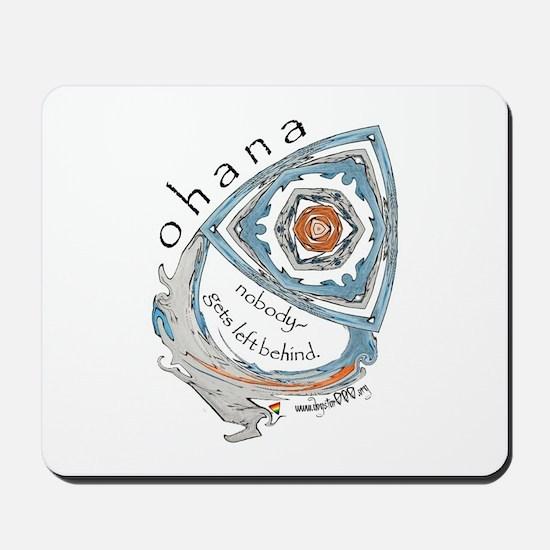 Ohana (Family) Mousepad