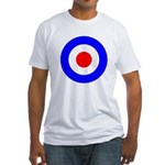 Mod Target Fitted T-Shirt