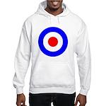 Mod Target Hooded Sweatshirt