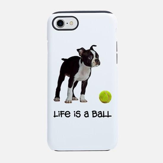 Boston Terrier Life iPhone 8/7 Tough Case