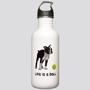 Boston Terrier Life Stainless Water Bottle 1.0L