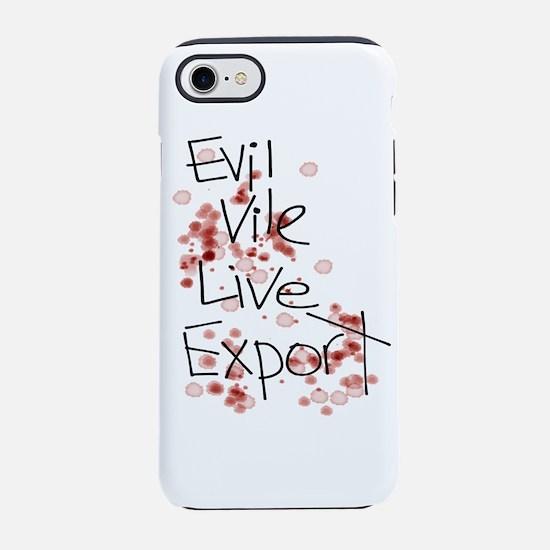 Live Export Sucks. iPhone 8/7 Tough Case