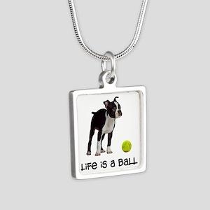 Boston Terrier Life Necklaces