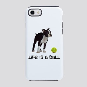 Boston Terrier Life iPhone 8/7 Tough Case
