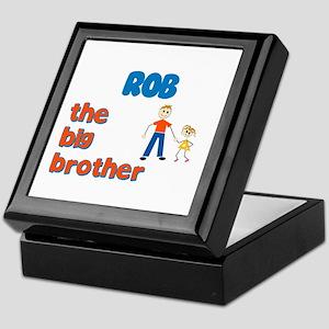 Rob - The Big Brother Keepsake Box