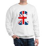 Union Jack Pound Sweatshirt